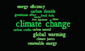 Climate Change: What's the Word?
